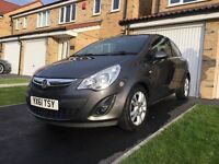 Vauxhall corsa 1.2L SXI. Metalic grey. Excellent condition !! open to offers