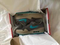Nike air max 1 premium ridgerock U.K. Size 8