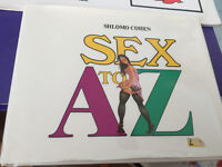 "3 cheeky ""sex"" books"
