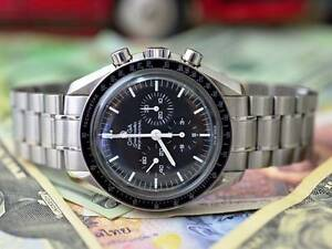 Omega Speedmaster Professional Man on the Moon Jindalee Brisbane South West Preview