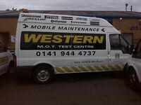 TYRE MOBILE (Glasgow) Mobile Tyre fitting Car,Van, 7 Days.FREE QUOTES!