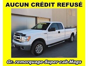2014 Ford F-150 4X4 SUPER CAB MAGS *GR. REMORQUAGE*