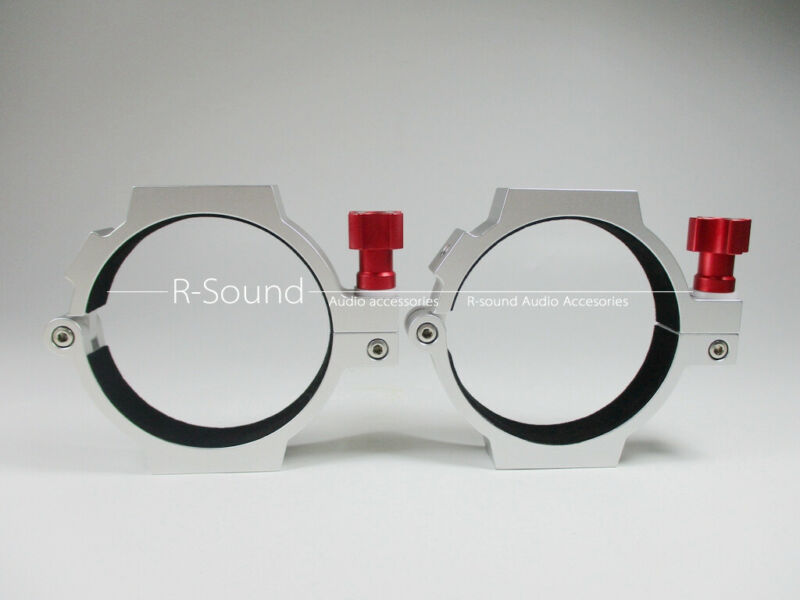 80mm Tube Rings(pair)