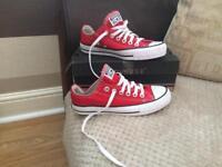 Brand new converse
