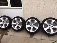 Original BMW X5 Alloys Wheels