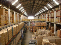 Warehouse/Stockroom Operative for Web Sales and Retail Company - Greenford UB6