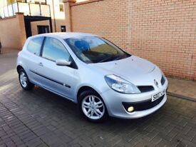 RENAULT CLIO 1.4 DYNAMIQUE 2007 MINT CONDITION MOT FEB 2018 FSH