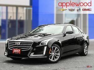 2017 Cadillac CTS 3.6L Luxury 3.6, AWD, NAV. SUNROOF, LUXURY...