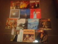 LP Collection. (13)