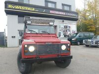 Land Rover Defender 110 (Jeep, Toyota, Nissan)