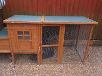chicken coop/ hut