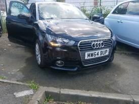 Audi A1TD SPORT Tax Free FSH full MOT + 6 months warranty no tax