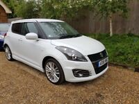 2016 SUZUKI SWIFT 1.6 SPORT NAV 5 DOOR