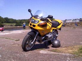 bmw r1100s 1999 excellent condition