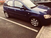 For Sale|| Vauxhall Corsa 1.2 || £800|| M.O.T JAN19||