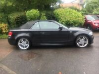 BMW 1 SERIES CONVERITIBLE M SPORT