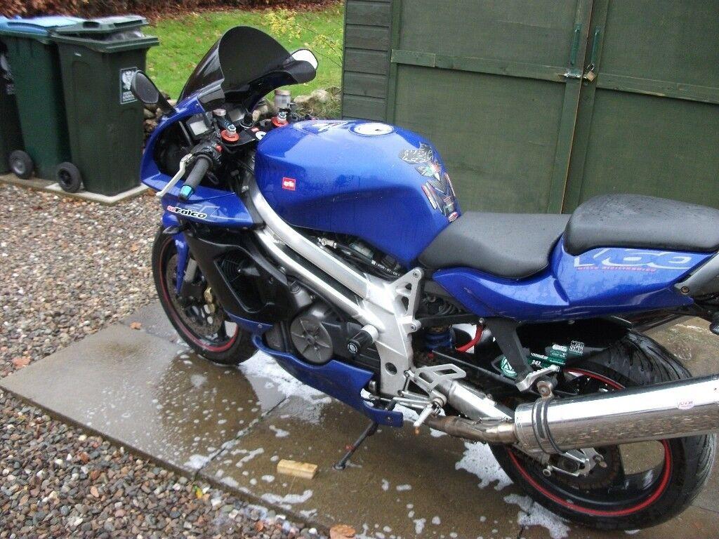 **SOLD SOLD** Aprilla SL Falco. 2002 model. 1000cc. 30K miles. **Nice BIKE**