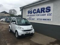 2010 SMART FORTWO 1.0 MHD PASSION