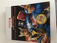 Marvel hero origins, story collection