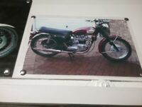 Triumph 60's or early 70's motorcycle WANTED