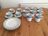 Crockery set