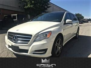 2012 Mercedes-Benz R-Class R 350 BlueTec, NAV, DVD, NO ACCIDENT