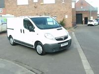VAUXHALL VIVARO AIR/COND. 2010 SUPERB EXAMPLE