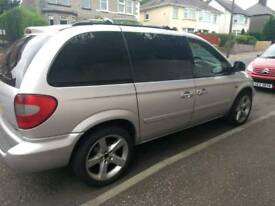 Chrysler voyager 7 seater diesel automatic
