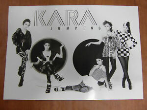 KARA - Jumping [OFFICIAL] POSTER K-POP *NEW*