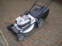 AL-KO 52 Classic self propelled petrol lawnmower great condition