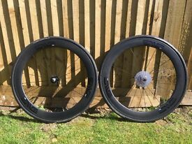 Enve bike wheels