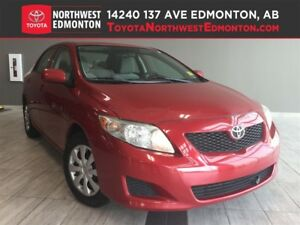2010 Toyota Corolla LE | AC | Cruise | Power Windows/ Locks / Mi