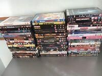 DVDs - job lot / bundle / boot sale - 56 titles
