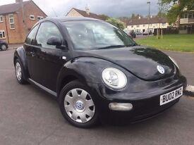 Volkswagen Beetle, 10 months MOT, nice ride!