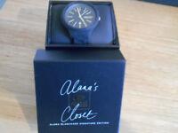 Rip Curl Alana Horizon Ladies Watch with Swarovski Crystal - Black