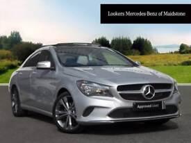 Mercedes-Benz CLA CLA 220 D SPORT (silver) 2016-09-16