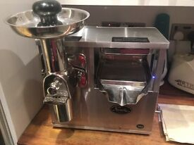 Norwalk 280 Hydraulic Press Juicer Gerson Therapy Excellent Condition