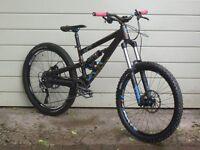 scott voltage enduro downhill freeride mountain bike