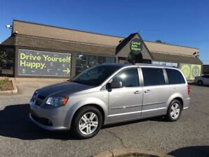 2016 Dodge Grand Caravan Crew / LEATHER