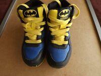 Pair of Batman Boots size uk 10C