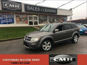 2012 Dodge Journey R/T V6 AWD LEATH ROOF *CERTIFIED*