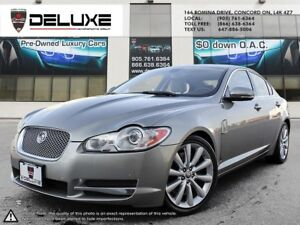2010 Jaguar XF Premium Luxury XF LUXURY NAVIGATION $84.21 WEEKLY