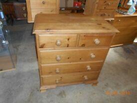 antique set of drawers