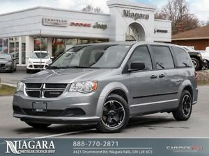 2016 Dodge Grand Caravan CVP | BLACK ALLOYS | 3RD ROW STOW N GO