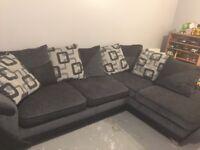 DFS corner sofa
