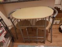 2 seater space saving table