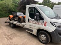BREAKDOWN RECOVERY & TRANSPORTATION 24/7 COVERING CENTRAL SCOTLAND,
