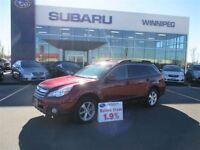 2013 Subaru Outback 3.6R LTD PKG - 1.9% FINANCING AVAILABLE