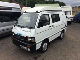 DIAHATSU HIJET 1.0 DEVON POP TOP CAMPER