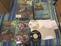 Dragon Lore The Legend Begins Complete PC CD-ROM Game